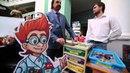 Цифровая лаборатория для дошкольников Наураша в стране Наурандии на московском педмарафоне 2016