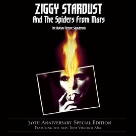 David Bowie альбом Ziggy Stardust And The Spiders From Mars (The Motion Picture Soundtrack)