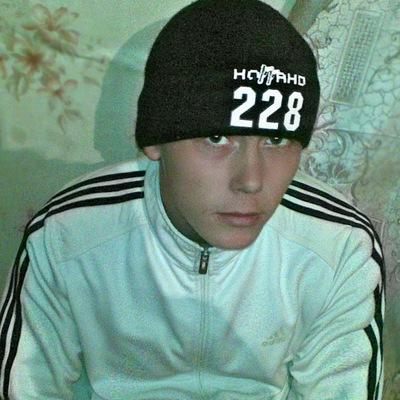 Сергей Савин, 24 апреля 1994, Оренбург, id189075418