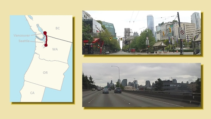 Vancouver BC to Sea Tac Airport in SeaTac WA