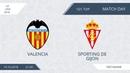 AFL18. Spain. Primera. Day 26. Valencia - Sporting de Gijon.