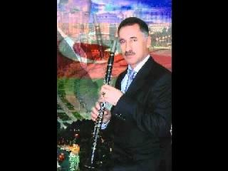 Qulammirze Mirzeyev azeri  klarnet Suleymani reqsi.wmv