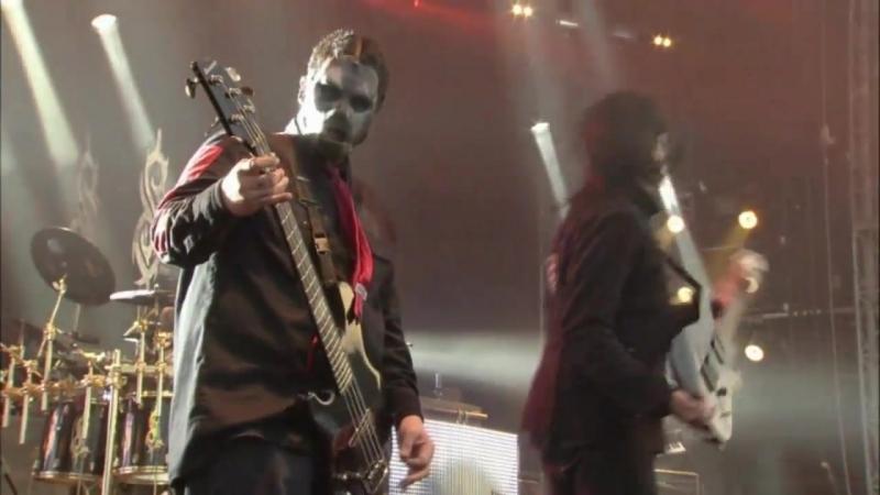Slipknot - (Sic) [Live At Download Festival 2009] [(Sic)nesses DVD] [HD]