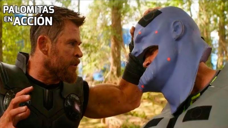 Avengers: Infinity War – Efectos Especiales