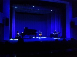 Концерт Takahiro Kido и Yuki Murata 2 (Япония) 26 марта 2018, Красноярск