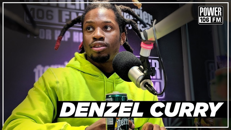 Denzel Curry On Meaning of 'Ta13oo' Album Attending XXXTentacion's Funeral, Meeting Lil Peep