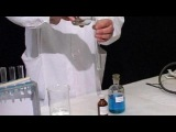 Качественная реакция на альдегиды с гидроксидом меди (II...