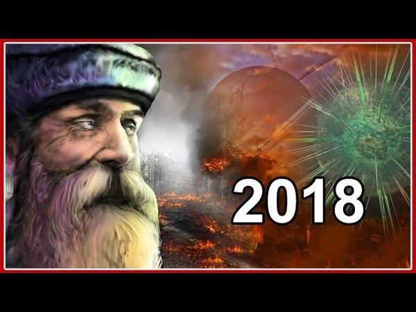 Das passiert im Jahr 2018 Nostradamus Prophezeiung Vorhersage