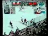 Чемпионат мира по хоккею 1991, Финляндия, финальный турнир за 1-4 места, СССР-Канада, 3-3, 3 место