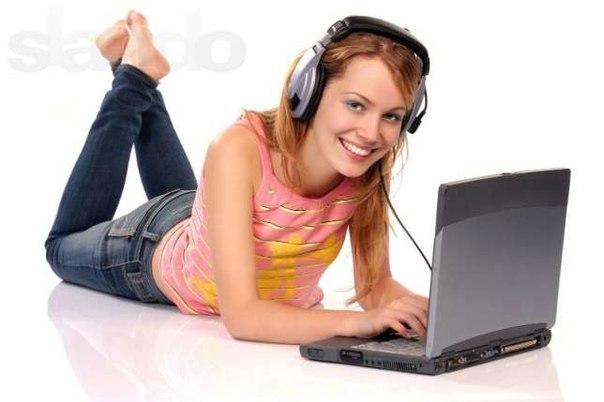 Работа в интернете книга