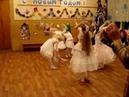 танец снежинок. Начальная школа №