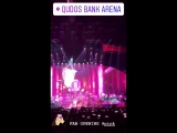 Instagram Stories: Кэти Перри (11.08.2018)