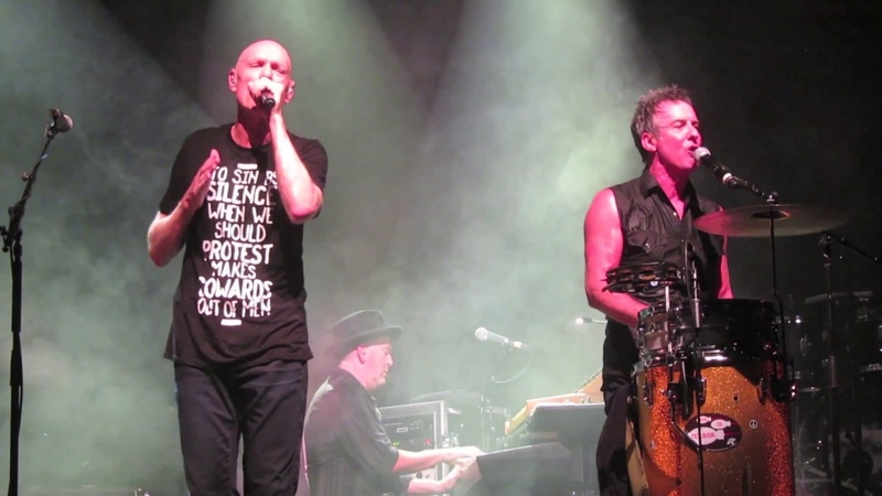 Midnight Oil - My Country - @E-Werk Cologne, Germany 06-21-2017