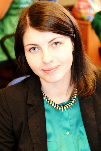 Катерина Волкова, 6 октября 1995, Санкт-Петербург, id141314882