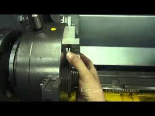 2 2  Съем, установка, проверка точности, причины износа и защита трехкулачеового токарного патрона