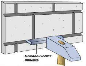 Виды фасадной рустованной штукатурки и основные принципы ее выполнения