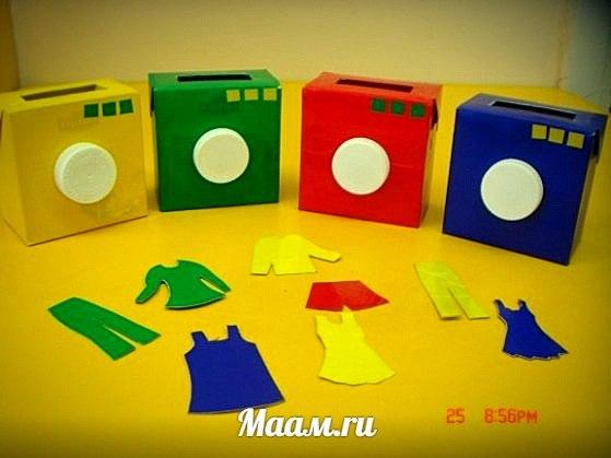Дидактическая игра своими руками для детей 4 лет