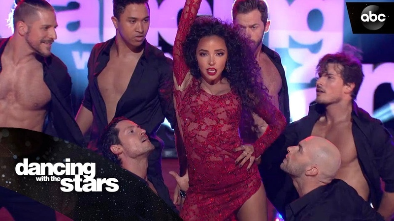 Tinashe's Performance – Dancing with the Stars