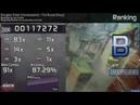 [16 ] DOUBLE BOOST! OSU! 12 - FIST BUMP [1080p60]