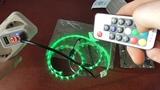 USB Светодиодная лента RGB 5050 с AliExpress