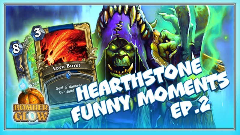 Overpowered Hagatha | Hearthstone Funny Moments - Ep. 2