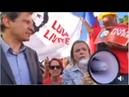 AoVivo: Fernando Haddad e Gleisi Hoffmann falam na vigília LulaLivre