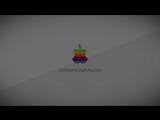 Быстрая 2Д анимация логотипа 98