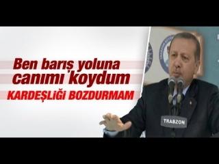 Cumhurbaşkanı Erdoğan - Trabzon Toplu Açılış Töreni Konuşması (10.10.2014)