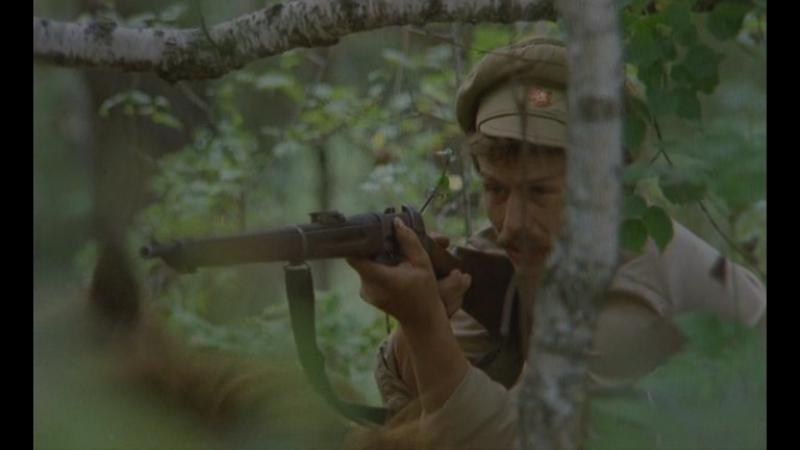Волчья кровь (1995). Перестрелка чекистов с бандитами атамана Серкова