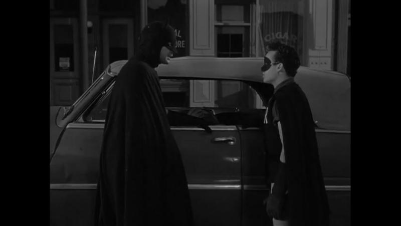 Бэтмен и Робин (1949 ) 6 серия ( перевод одноголосый)