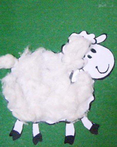 Поделки своим руками овечка