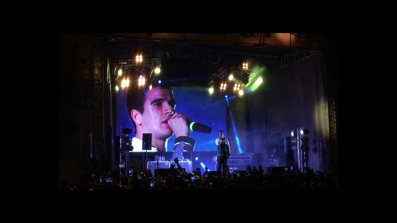 Feduk концерт Калининград 6.10.2018