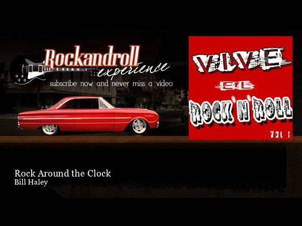 Bill Haley - Rock Around the Clock - Rock N Roll Experience