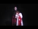 Александра Каспарова и Александр Суханов - Кромешная Тьма Мюзикл «Бал Вампиров» 10.06.2018