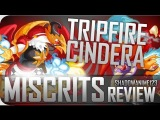 Miscrits VI~ Tripfire and Cindera Review【Nox's Domain Miscrits】