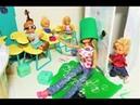 ШУТНИК К ДИРЕКТОРУ! КУКЛЫ ВЕСЕЛАЯ ШКОЛА. Мультики с куклами Барби
