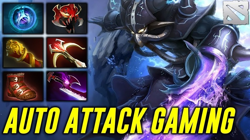 KBBQ VOID [AUTO ATTACK GAMING] Dota 2