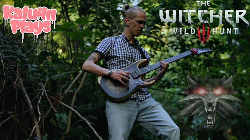 The Witcher 3: Wild Hunt - Hunt or Be Hunted || Metal Cover || Kalu4ii Plays
