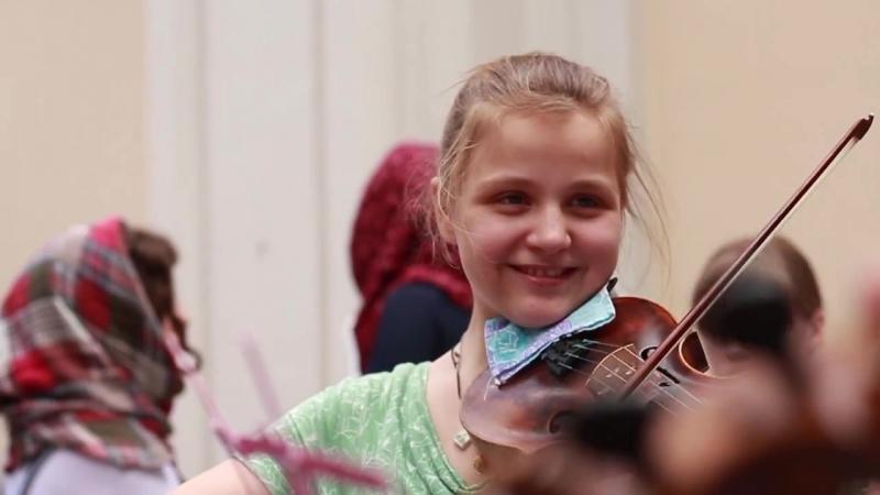В храме Софии Премудрости Божией в Москве состоялось зомби-шоу