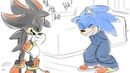A Moment With Friends Sonic the Hedgehog Comic Dub