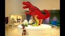 VLOG Играем в Лего Доме. Видео для детей / Lego House Funny Kids Play with Lego
