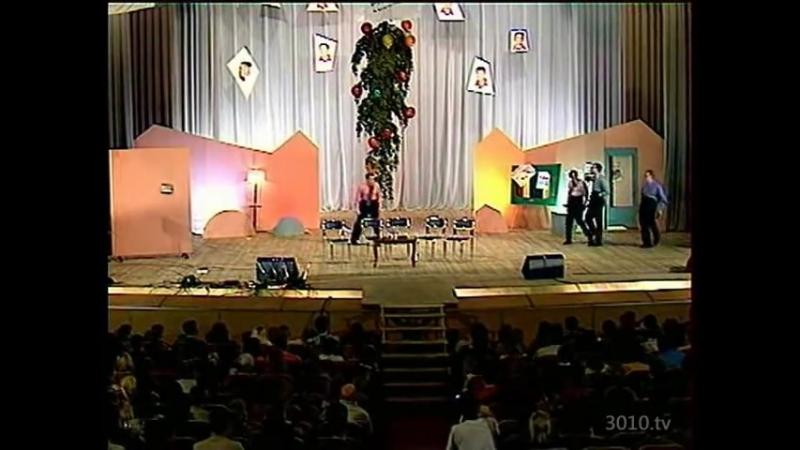 Уральские пельмени Смех у елочки 2003