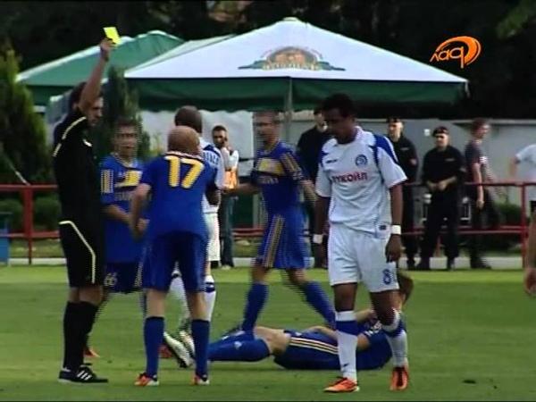 Чемпионат Беларуси, 15-й тур, Динамо Минск - БАТЭ 2:0