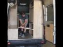 Салон трансформер в жилом фургоне