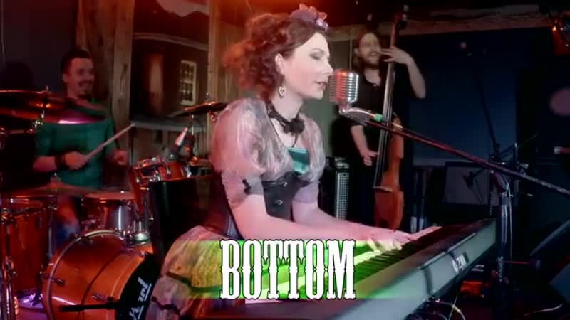 Absent Sunday - Bottom (live @ Grand Bourbon Street 06.04.2014) ТАВЕРНА_STEAMPUNK