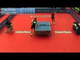 2013 European Championships (ms-qf) Tiago APOLONIA - Panagiotis GIONIS [Full Match]