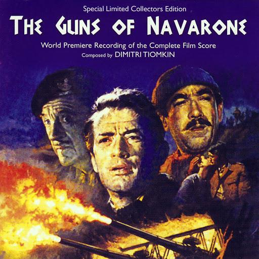 The City Of Prague Philharmonic Orchestra альбом The Guns Of Navarone