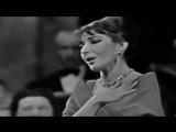 Мария Каллас (Maria Callas) Casta Diva 1958, Norma, Bellini