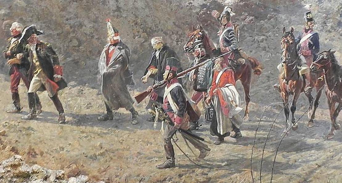 Солдаты Костюшко
