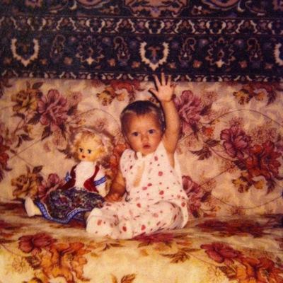 Ксения Егорчева, 18 июля 1988, Тольятти, id59265865